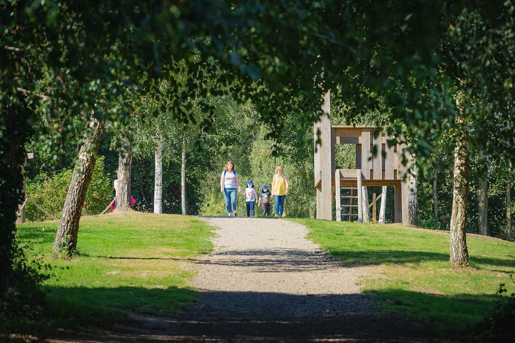 Visit the Discovery Walk at Priory Farm