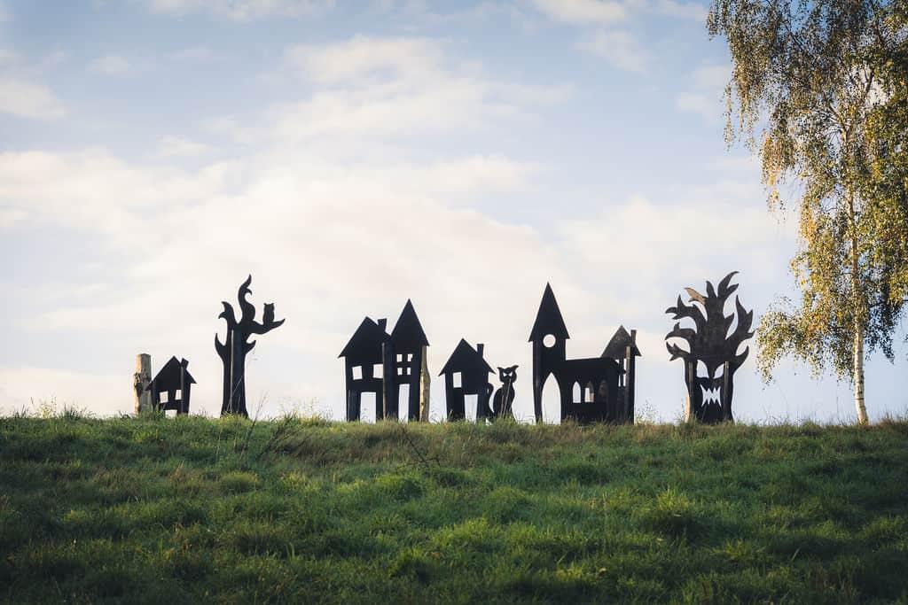 Halloween Spooky Walk at Priory Farm Discovery Walk