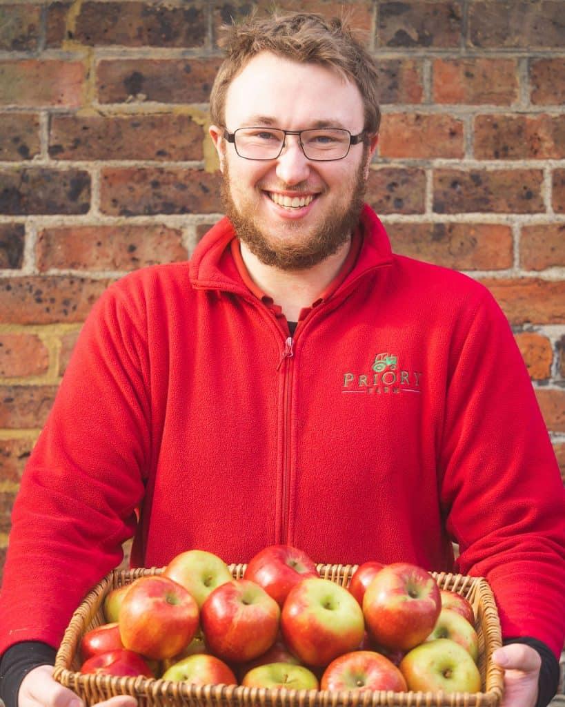 Michael, Priory Farm Shop