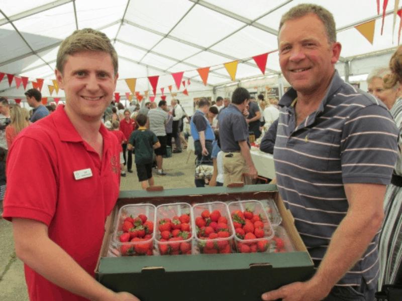 Priory Farm Strawberry Fair