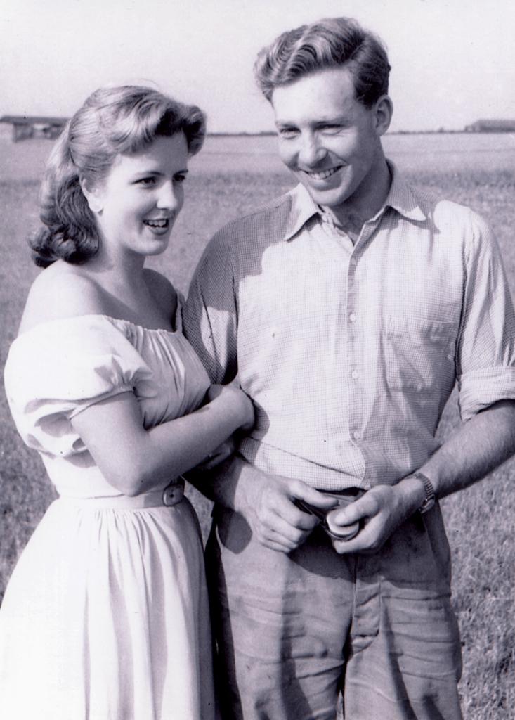 John and Wendy Shinner