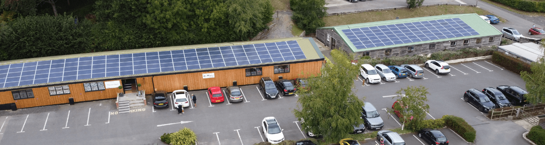 sustainability at Priory Farm
